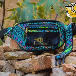 Ankara waist bag