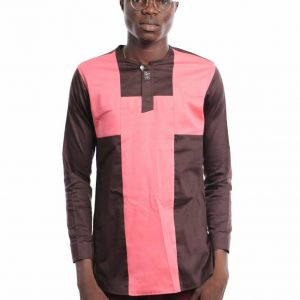 Nsroma African long sleeve shirt