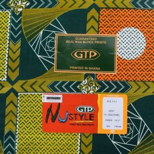 GTP Nustyle African print