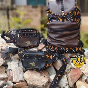 Back Pack & Waist Bag