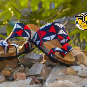 Ankara Slippers