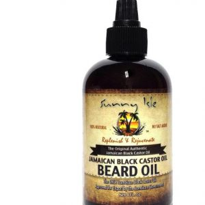 Jamaican Black Castor Oil Beard Oil