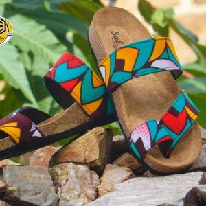 African Nice Slippers